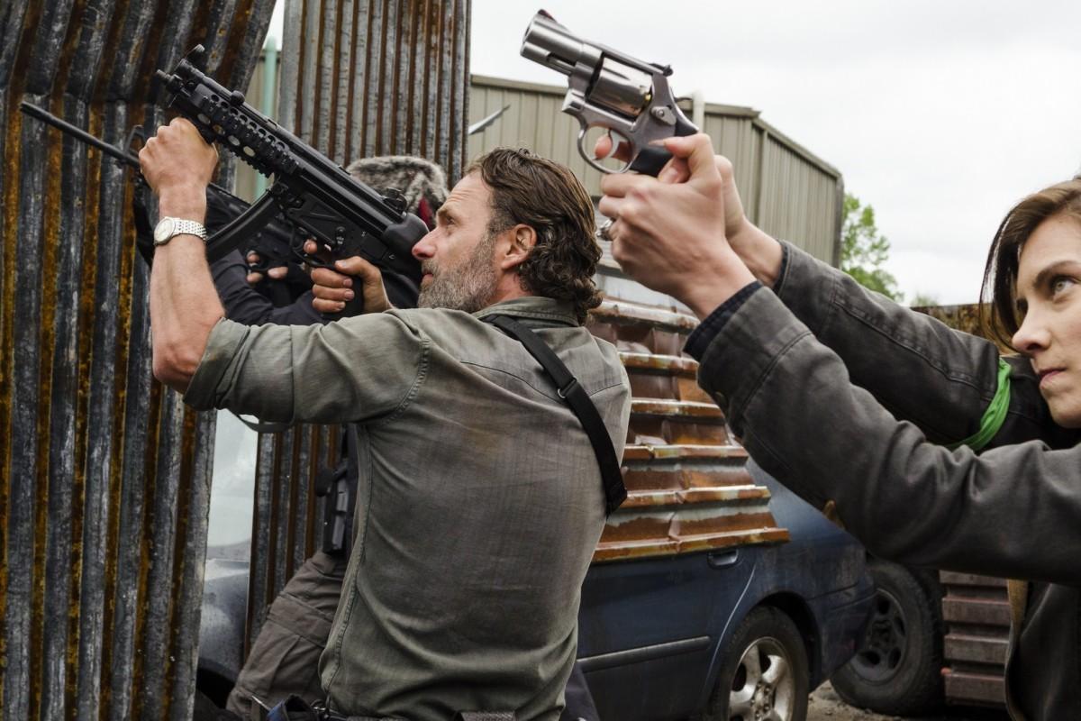 Fox Walking Dead Sendetermine