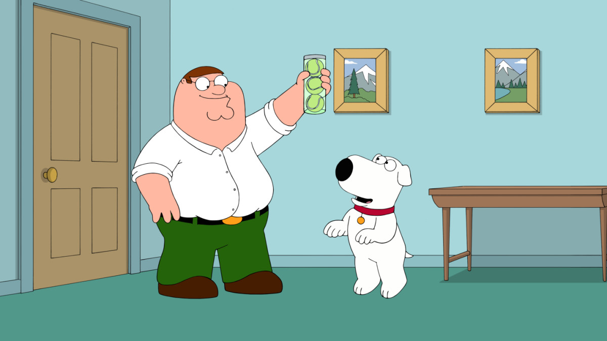 Family Guy - HOME - The official site for FOX TV in UK