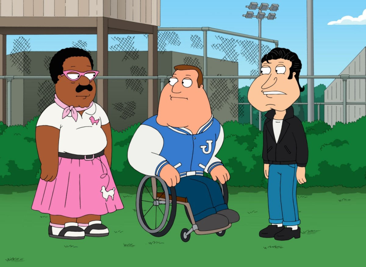 Family guy tricia takanawa have sex with quagmire